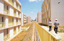 Apartamentos construídos pelo governo para desalojados têm ampla infraestrutura e acessibilidade | Foto: Lúcio Bernardo Jr. / Agência Brasília