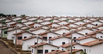 Conjunto habitacional do Minha Casa, Minha Vida: crise provocada pela pandemia aumenta inadimplência. Foto: Ubirajara Machado/MDS