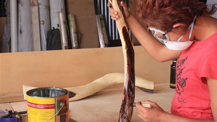 Art Show Brings Sculptures From Tjuntjuntjara To Perth