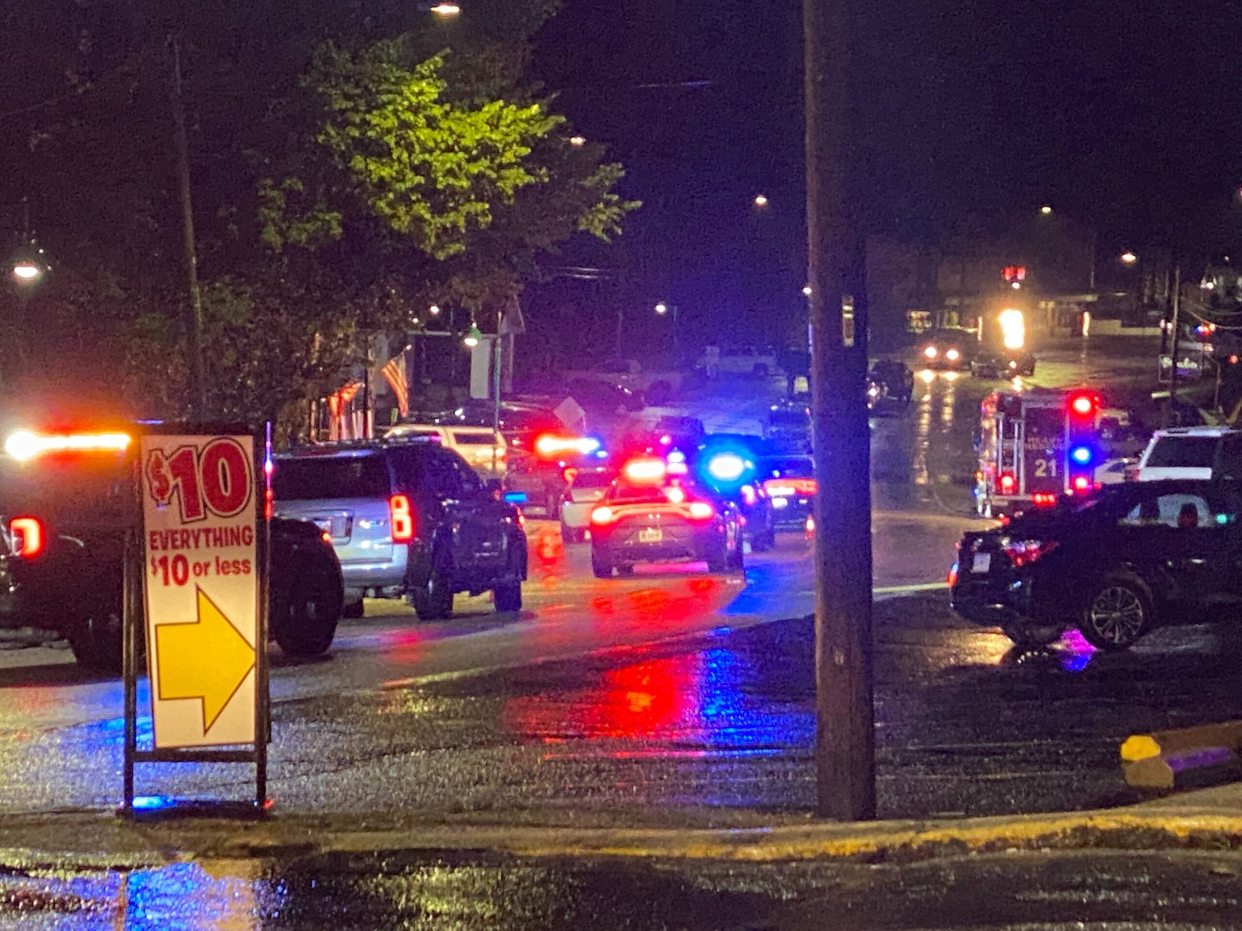 One person is dead and four injured after a shooting near a Lake of the Ozarks bar on July 15, 2021.