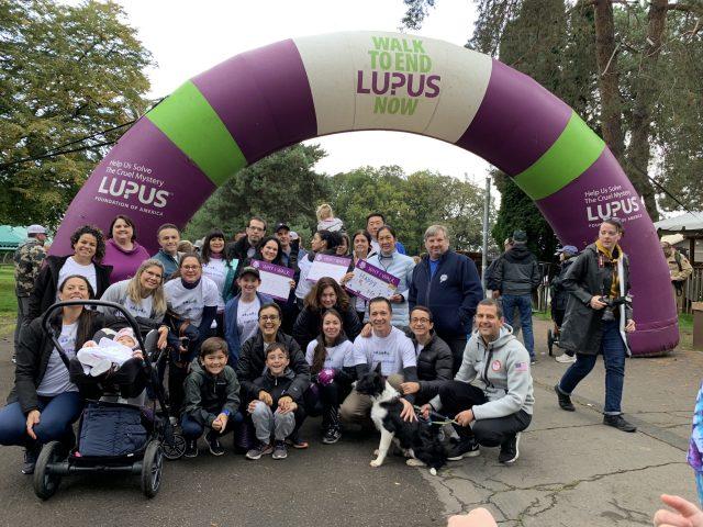 LUPUS WALK 2019 - TEAM LUPUSHOPE