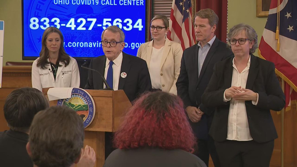 Ohio leaders addressing election day concerns in Monday ...