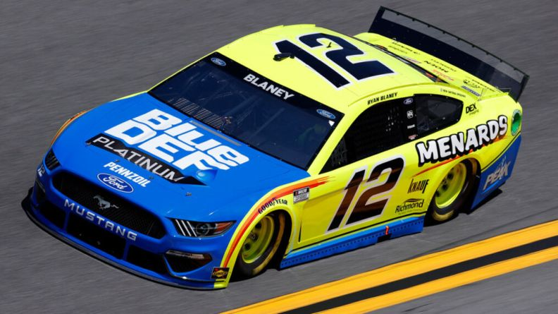 Image result for ryan blaney daytona road course