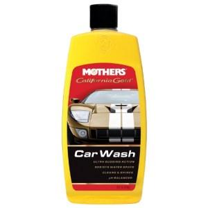 Mothers Car Wash – szampon samochodowy o neutralnym pH