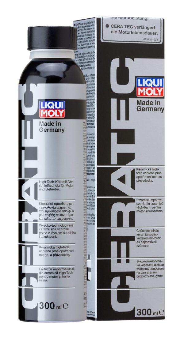 Liqui Moly Cera Tec 300ml – ceramizer, ochrona silnika.