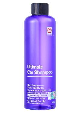Fireball Ultimate Car Shampoo 500 ml