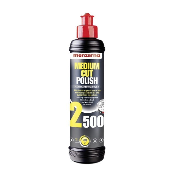 Menzerna Medium Cut Polish 2500 250ml – pasta polerska