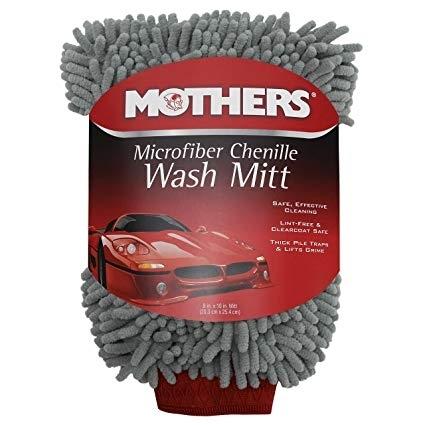 Mothers Chenille Microfiber Wash Mitt – rękawica do mycia samochodu