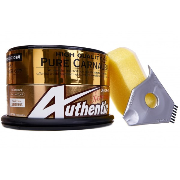 Soft99 Authentic Premium wosk 200g – twardy wosk