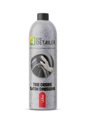 4Detailer – Tire Desire Satin Dressing 500ml