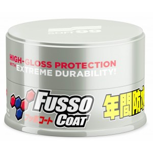 SOFT99 New Fusso Coat 12 Months Wax Light