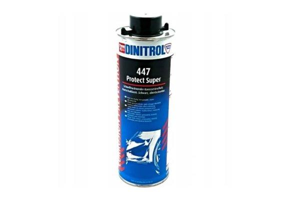 DINITROL UBS 447 1L – Szybkoschnąca ochrona podwozia z dodatkami cynku.