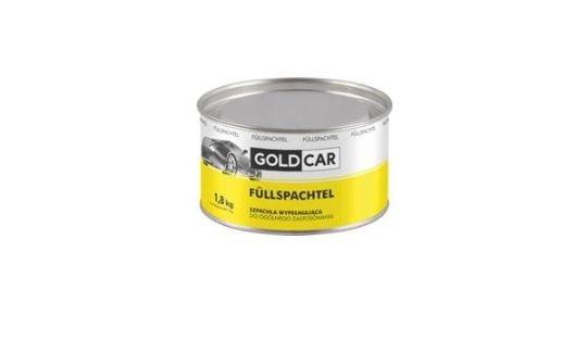 GOLDCAR Full Füllspachtel szpachla wypełniająca 210g