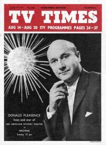 Donald Pleasance in Machinal