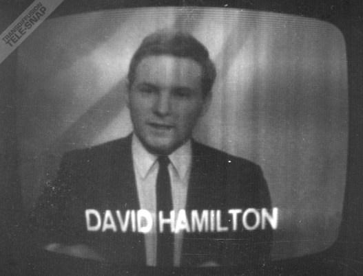 David Hamilton on ABC North c1965