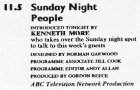 TVTimes for Anglia, 30 June 1968