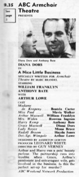 A Nice Little Business in the TVTimes Northern edition w/c 26 April 1964