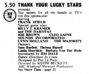 TVWorld, 20 November 1965