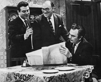 Brian Tesler, Howard Thomas, Sydney Newman