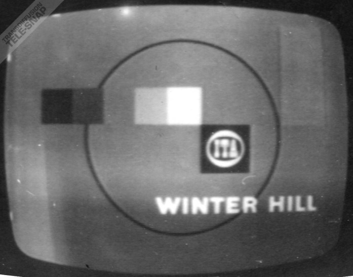 The Winter Hill 'Picasso' tuning signal, used from 1960 to 1965