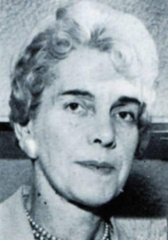 PHYLLIS BENNETT, Canteen Assistant, Didsbury