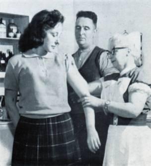 PAULINE HOWARD, Switchgirl, JOHN BILSBROUGH, Commissionaire and Nurse WILLIAMS, Didsbury
