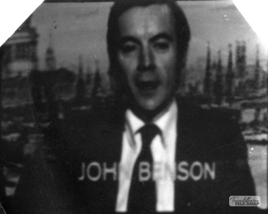 John Benson on ABC with the Thames background 1
