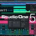 Studio One 5.4アップデート