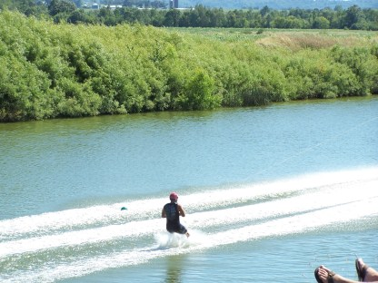 2014 Barefoot Waterskiing Championships a Success!!