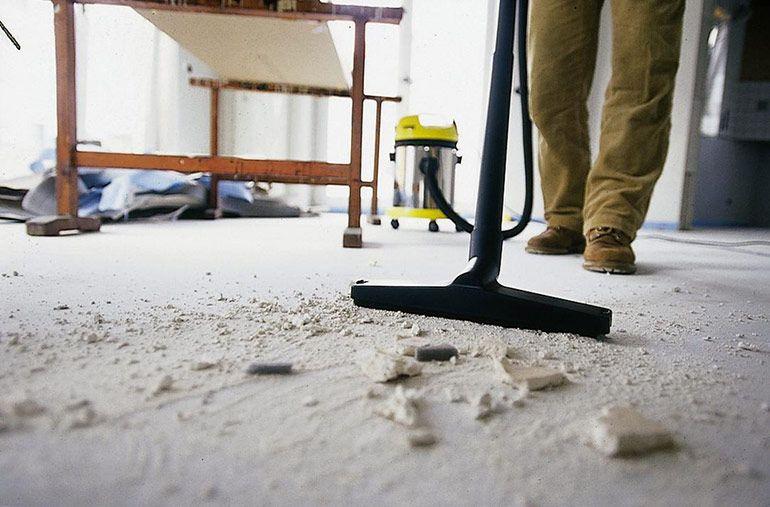 Ehitusjärgne koristus