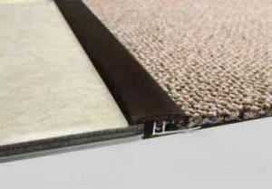 Berber Carpet to Ceramic Tile Transition. Carpet Installation Cost Extra Fees