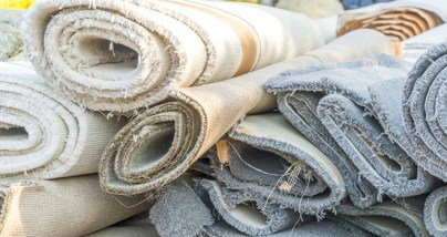 Leftover Carpet remnantss