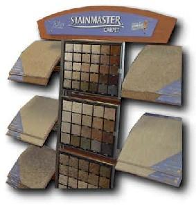 Stainmaster Carpet Display