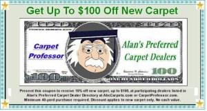 Carpet Professor Coupon