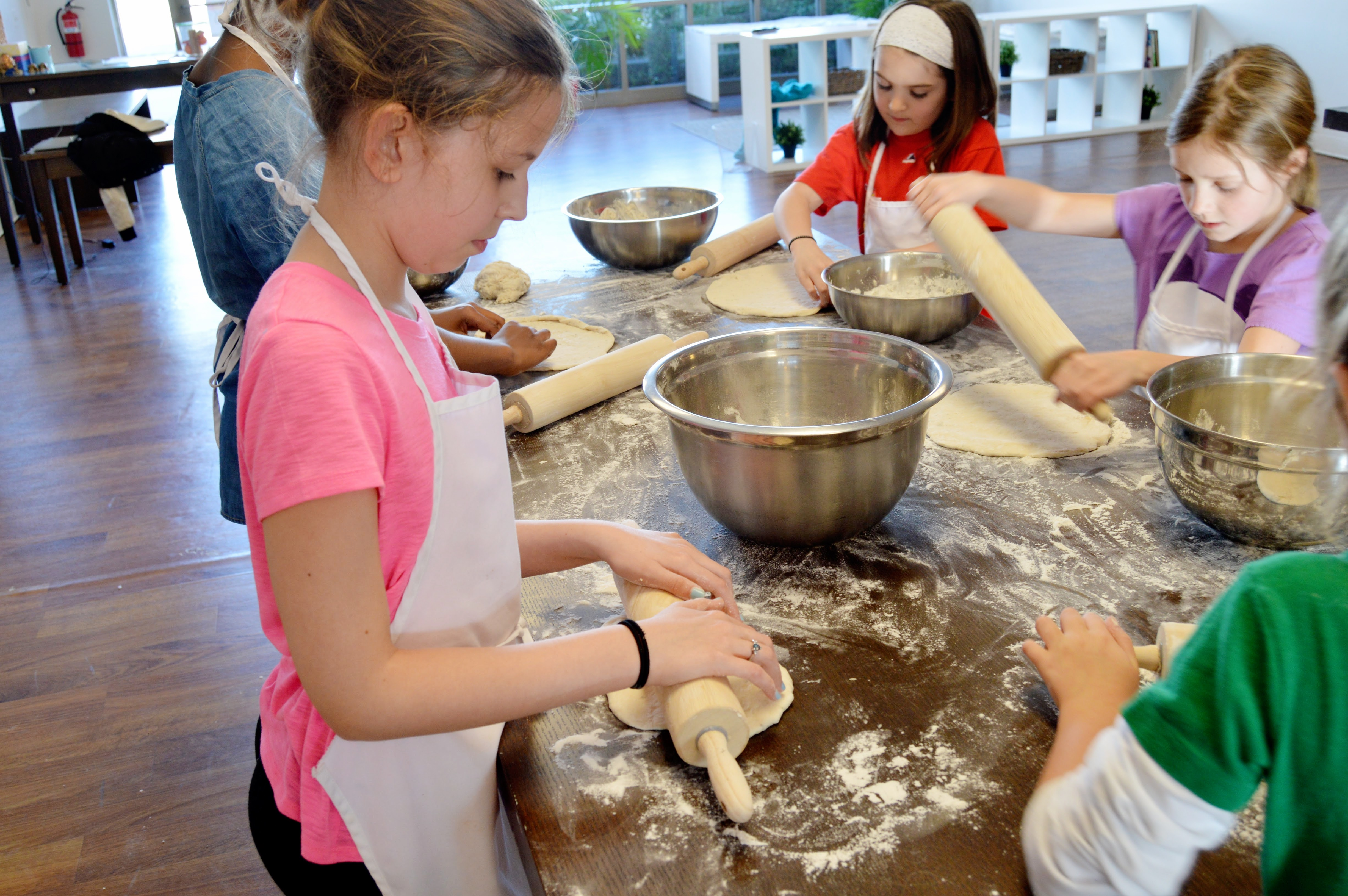 Best Summer Ever Kids Cooking Camp At Abc Chefs