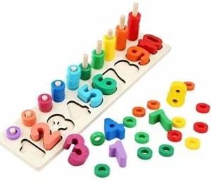 Montessori Number Puzzle