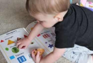 Lucas Sticker Book