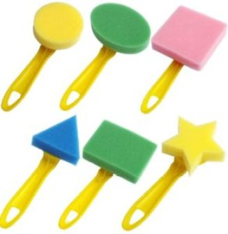 Shape Art Sponges