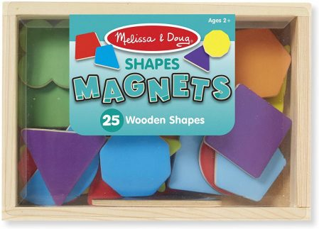Learning Shape Magnets