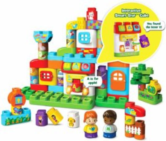 LeapFrog Smart Building Blocks