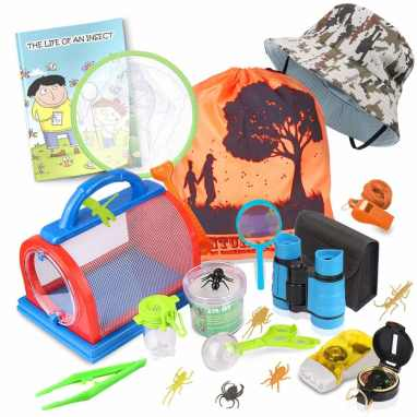 Bug catching kit for kids