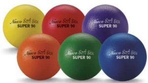 soft dodgeballs for kids catching and throwing practice