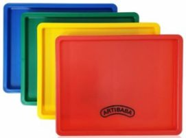 art trays for kids crafts