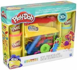 Plat-Doh sensory activity for kids