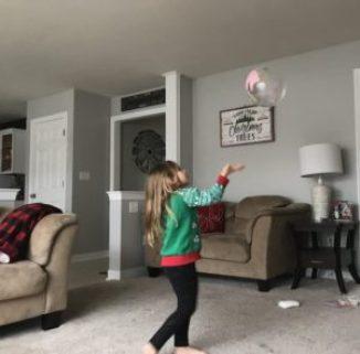 indoor balloon activities to do with kids