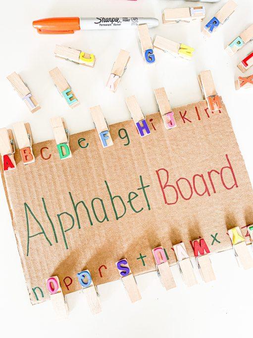 alphabet Board