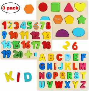 learning puzzles for kids