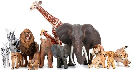 animal figures for kids