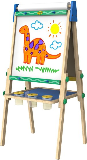 easel for kids art