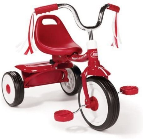 radio flyer bike for toddlers
